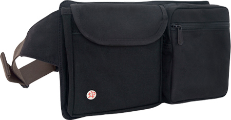 Token Lexington Waist Bag - Black バッグ 鞄 かばん