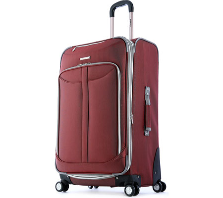 オリンピア Olympia Tuscany 30 Expandable Super Rolling Case - Red バッグ 鞄 かばん