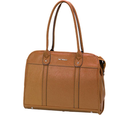 Ricardo Beverly Hills 17 Business Tote - Camel バッグ 鞄 かばん