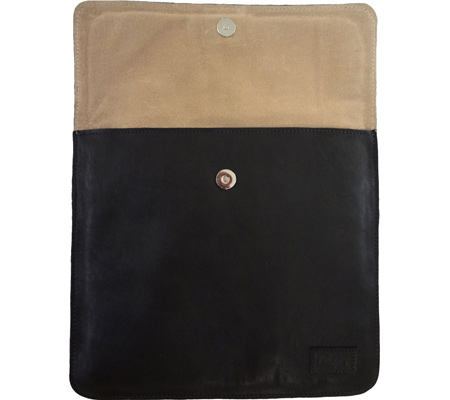 E64ST Westside Envelope - Leather - Black Leather Taupe バッグ 鞄 かばん