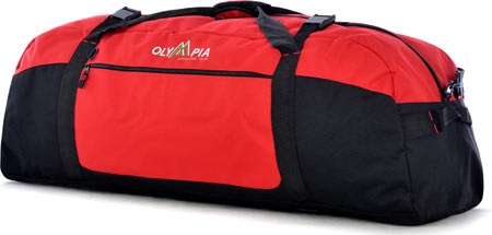 Sports Plus 42 Sports Duffel Display Card - Red バッグ 鞄 かばん ダッフルバッグ