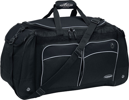 321169ba4e19 TPRC 28 Multi-Pocket Duffle - Black バッグ 鞄 かばん ダッフルバッグ TPRC 28 Multi-Pocket  Duffle - Black