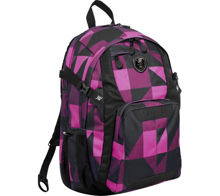JWorld New York Haid Laptop Backpack - Block Pink バッグ 鞄 かばん バックパック リュックサック