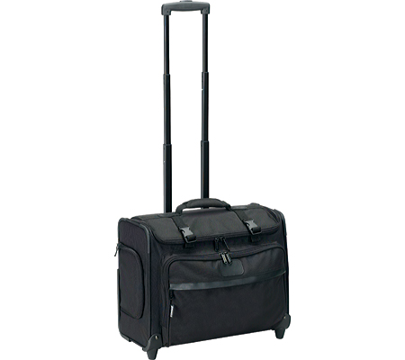 Preferred Nation 4535 Rolling Computer Case - Black バッグ 鞄 かばん