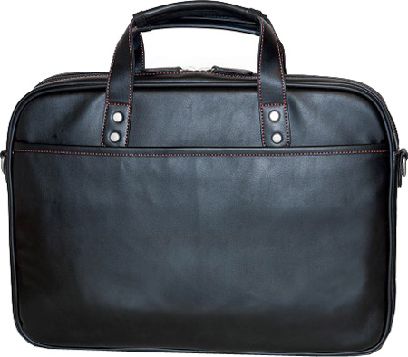 モバイルエッジ Mobile Edge Slimline Ultrabook Briefcase- 14.1 13 Mac - Black Orange バッグ 鞄 かばん
