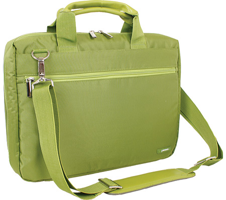 JWorld New York Research Laptop Case 15 15.4 - Olive Green バッグ 鞄 かばん