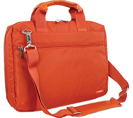JWorld New York Research Laptop Case 15 15.4 - Orange バッグ 鞄 かばん