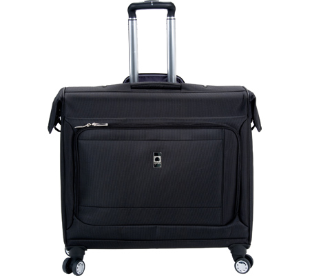 Delsey Helium Breeze 4.0 Spinner Trolley Garment Bag - Black バッグ 鞄 かばん