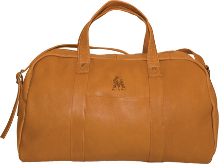 パンゲア Pangea Corey Duffle Bag PA 308 MLB - Miami Marlins Tan バッグ 鞄 かばん