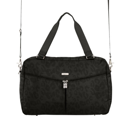 バッガリーニ baggallini TSP780 Transport Carryall - Cheetah Black バッグ 鞄 かばん