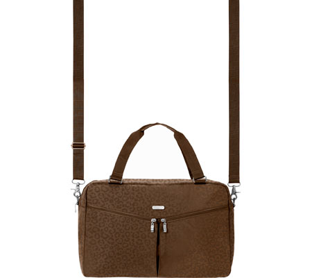 バッガリーニ baggallini TSP780 Transport Carryall - Mocha Cheetah バッグ 鞄 かばん