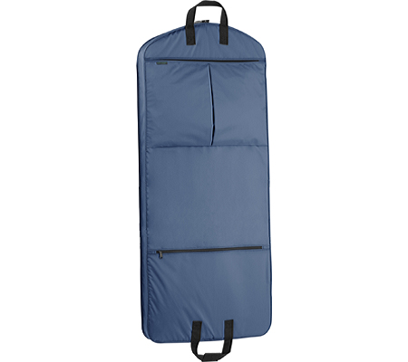 Wally Bags 52 Dress Length Garment Bag 855 - Navy バッグ 鞄 かばん