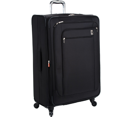 Delsey Helium Sky 29 Expandable Spinner Suiter Trolley - Black バッグ 鞄 かばん