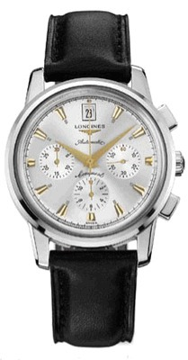 Longines ロンジン Heritage Collection Collection Men's Watch 男性用 メンズ 腕時計 L1.641.4.75.2