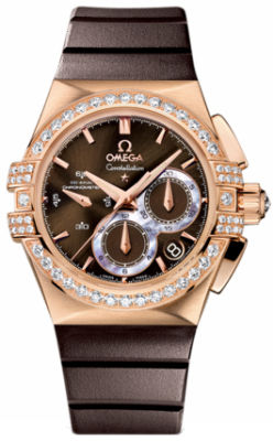 Omega オメガ Constellation Double Eagle Automatic オートマチック 自動巻 Women's Watch 女性用 レディス 腕時計 121.57.35.50.13.001