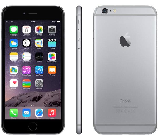 【エントリーでポイント5倍 4/16 1:59迄】Apple iPhone6 16GB スペースグレイ SIMフリー整備済製品 格安SIM 対応 アイフォン6 space gray 海外版
