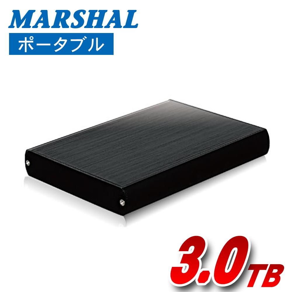 外付けハードディスク 3TB ポータブル ポータブル テレビ録画 Windows10 REGZA 対応 SONY USB3.0 外付けHDD アルミケース REGZA SONY BRAVIA SHARP AQUOS MAL23000H2EX3-MK, 枡工房枡屋:f06de6ff --- sunward.msk.ru