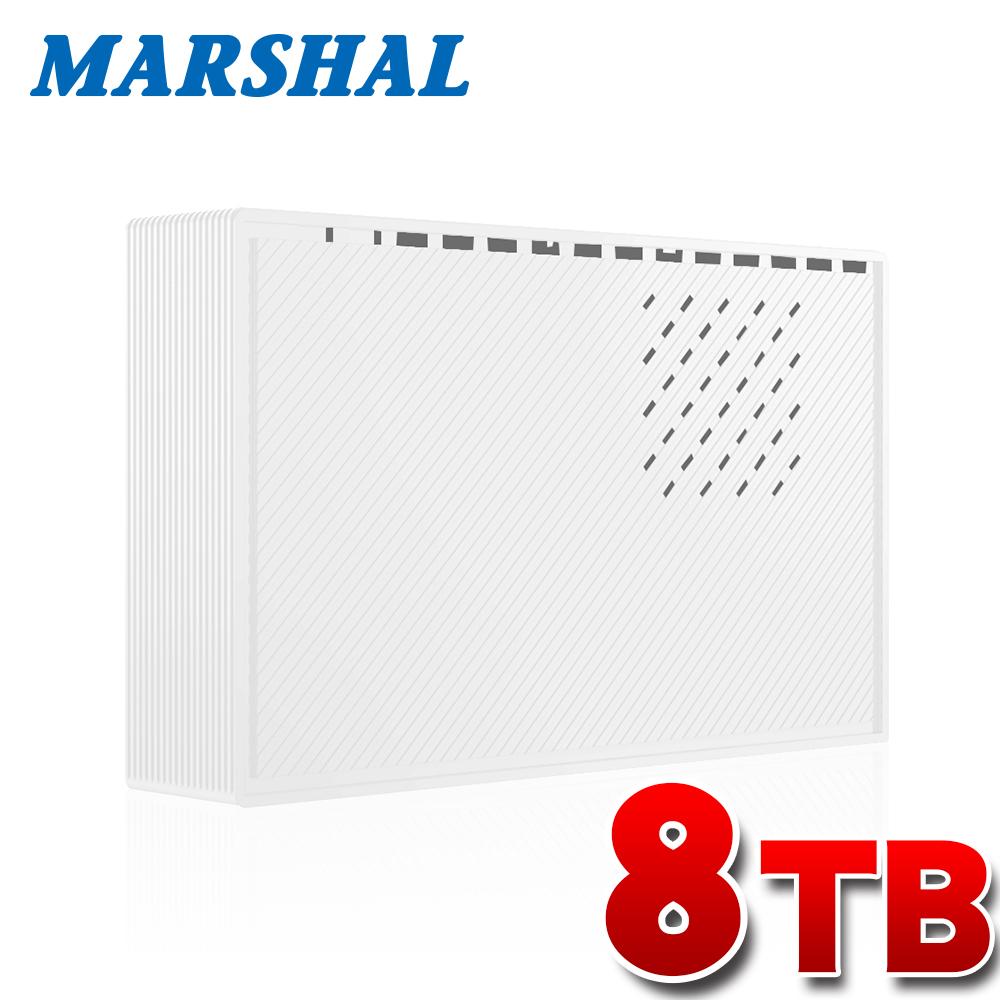 外付けハードディスク 8TB MARSHAL ホワイト テレビ録画 レグザ 各社対応 USB3.0外付けHDD レグザ アクオス ビエラ ブラビア USB3.0外付けHDD MARSHAL MAL38000EX3-WH, TRON:43638570 --- sunward.msk.ru
