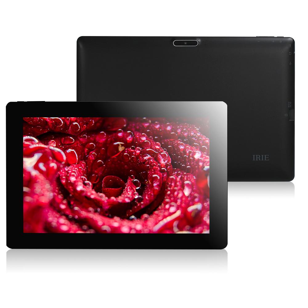 【エントリーでポイント5倍以上 スーパーSALE限定】10.1インチ Android タブレット 本体 wi-fi 新品 32GB 2GRAM GPS クアッドコア IPS 10.1型タブレットPC 格安 アンドロイド 10インチ 以上 ブラック IRIE MAL-FWTVTB01B