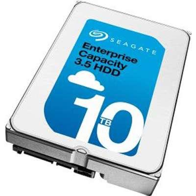 3.5インチ HDD 10TB SEAGATE ST10000NM0086 Enterprise Capacity HDD (ヘリウム) SATA 7200rpm 256MB【メーカーリファブ品】