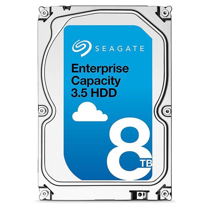 3.5インチ HDD 8TB SAS SEAGATE ST8000NM0075 Enterprise Capacity HDD 7200rpm 256MB 512e