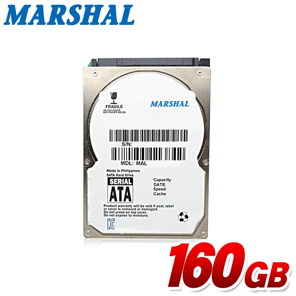 2.5インチ HDD 160GB 新作続 高級 SATA MAL2160SA-T54 内蔵ハードディスク MARSHAL