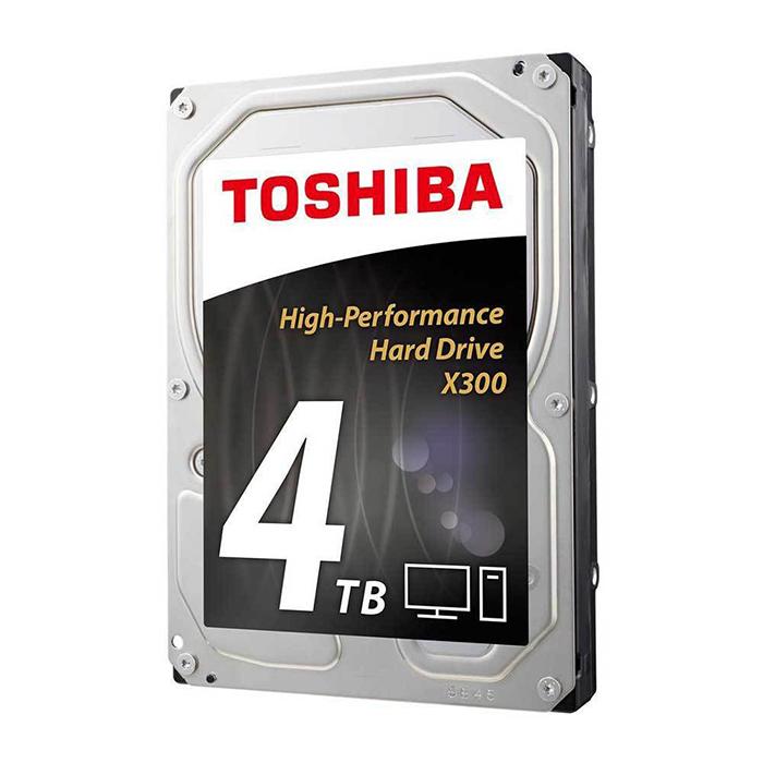 東芝 3.5インチ 内蔵ハードディスク 4TB SATA 128MB 7200rpm TOSHIBA X300 HDWE140UZSVA 内蔵hdd