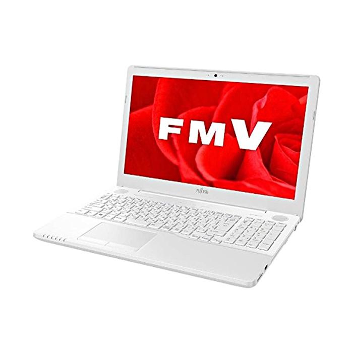 ノートパソコン office付き 新品 同様 訳あり 富士通 FMV LIFEBOOK AH50/B3 Core i7 7700HQ Windows10 1TB 4GB 15.6インチ HD DVD-RW 無線LAN Microsoft Office付属 FMVA50B3W2