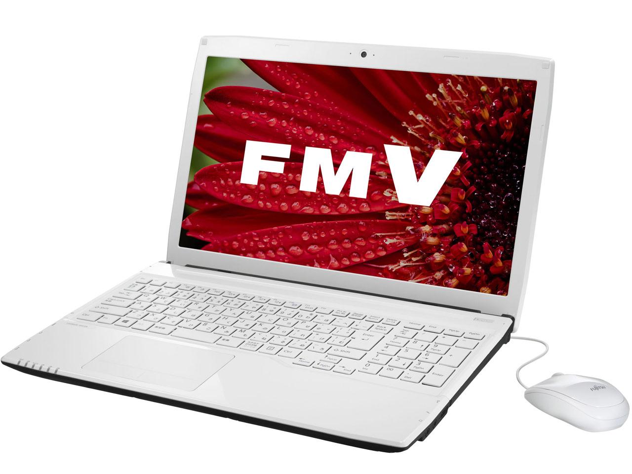 【初回限定】 【エントリーでP5倍 無線LAN 4/23 20:00~】大容量1TB搭載 FMVA53SW(ホワイト)+Microsoft BD Office 2013 Home Home & Business付き訳あり 1TB BD 2014年秋冬モデル 富士通FMV ノートパソコンWin8.1 Core i7-4712MQ BD 無線LAN, アトリエブルージュflower shop:6639af12 --- mail.analogbeats.com