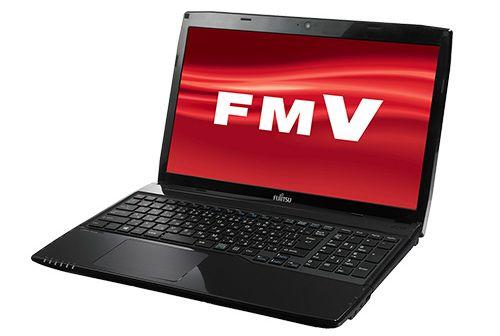 大容量1TB搭載 FMVA53SB(ブラック)+ WPS Office 付き訳あり 1TB BD 2014年秋冬モデル 富士通FMV ノートパソコンWin8.1 Core i7-4712MQ BD 無線LAN
