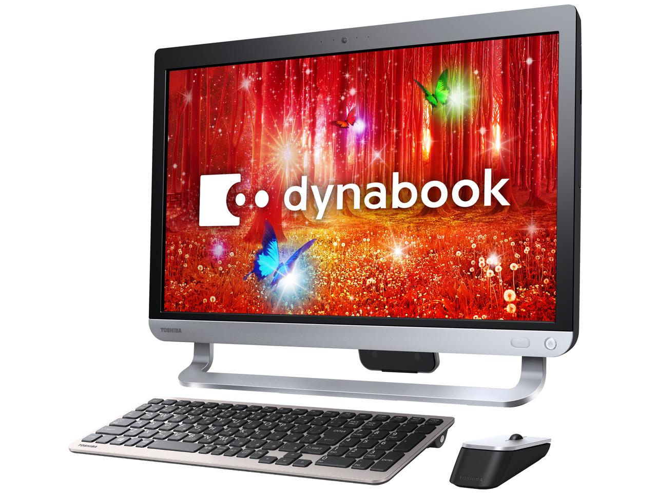ノートパソコン office付き 新品 同様 訳あり 東芝 dynabook D61/T PD61TBP-BWAWin10 Home 64bit Core i7-4710MQOffice H&B Pプラス Office365サービス21.5 フルHD液晶 8GB 2TB BD