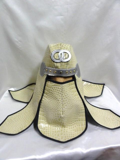 忍者 頭巾 DX  蛇柄  グレートムタ コスプレ ハロウィン にどうでしょ