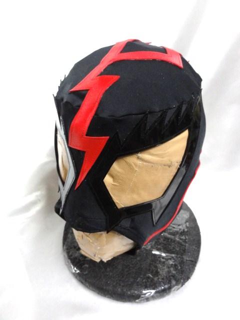プロレス すっぽりマスク ベイダー  SIMA製 コスプレ・ハロウィンにどうでしょう