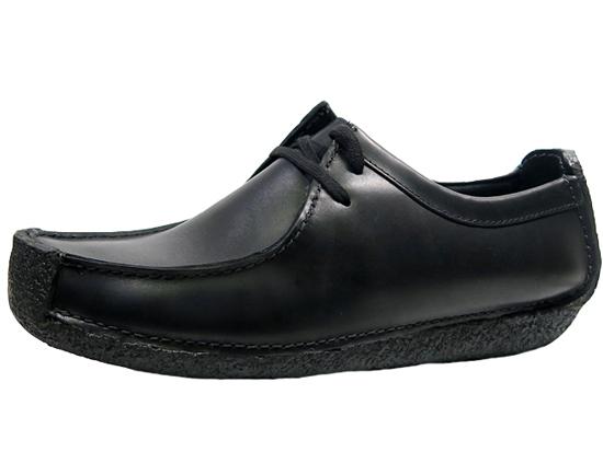 メンズモデル クラークス ナタリー CLARKS NATALIE LEATHER 黒 ブラック 激安卸販売新品 販売期間 限定のお得なタイムセール レザー BLACK