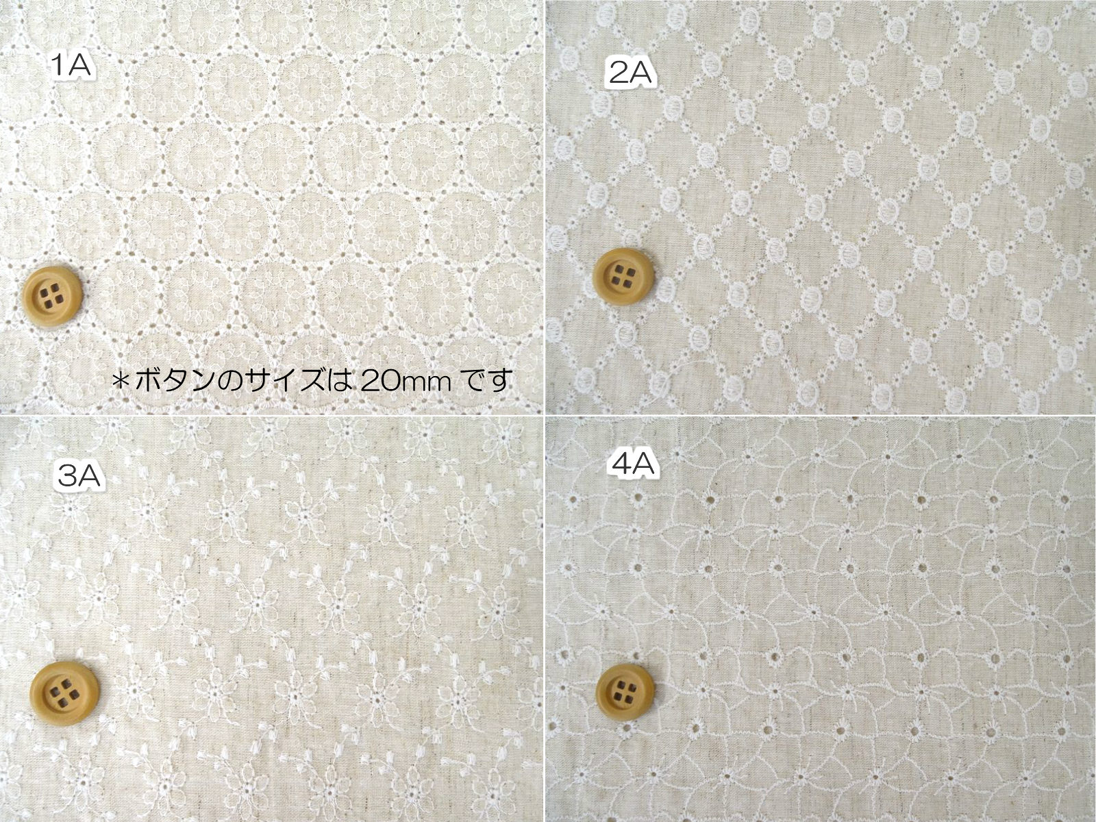 Cloth For Embroidery Of The Cotton Linen Hemp Sheeting Smooth Natural Fabric