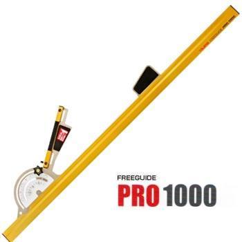 【配送条件有】タジマツール フリーガイド PRO1000 ガイド長さ1000mm FG-P1000