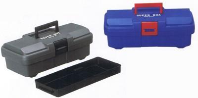 自動車バンパー素材使用 スーパー頑丈 信憑 未使用 リングスタースーパーボックスSR-385 工具箱