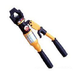 【送料無料】ロブテックス銅線用裸圧着端子・裸圧着スリーブ(P.B)用手動油圧式圧着工具 AKH60N