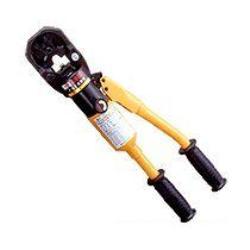 【送料無料】ロブテックス銅線用裸圧着端子・裸圧着スリーブ(P.B)用手動油圧式圧着工具 AKH150S