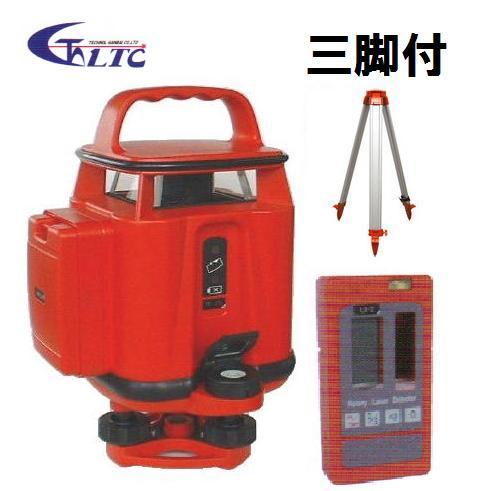 【送料無料】LTC(テクノ販売)レーザーレベル TK-300【受光器・三脚付】