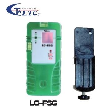 激安格安割引情報満載 100%品質保証 検出精度±1mm LTC テクノ販売 グリンレーザー受光器 クランプ付 LC-FSG