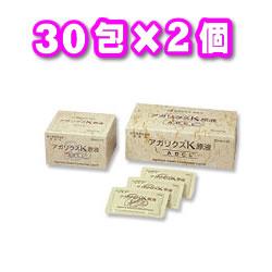 サンヘルス アガリクスK原液(50ml×30包)×2個+3包増量