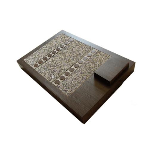 岩盤足軽(がんばんあしがる)波動石&ラジミックス