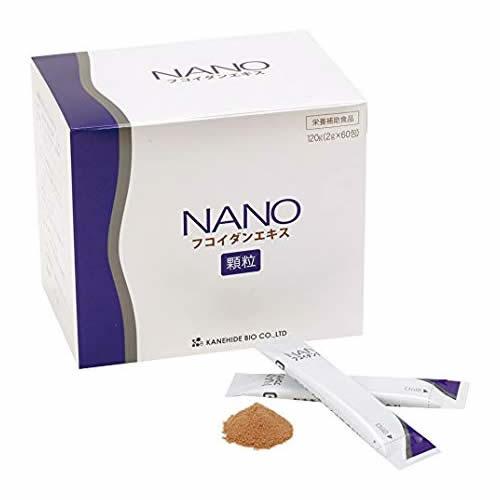 NANO(ナノ)フコイダンエキス顆粒(2g×60包)