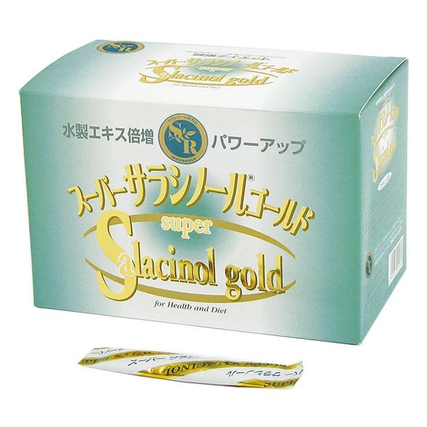 【あす楽対応】スーパーサラシノールゴールド顆粒2g×90包(スティック)+2割(18包)増量
