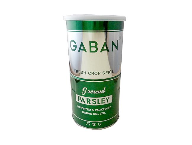 GABAN マート ギャバン 80g パセリ 新入荷 流行