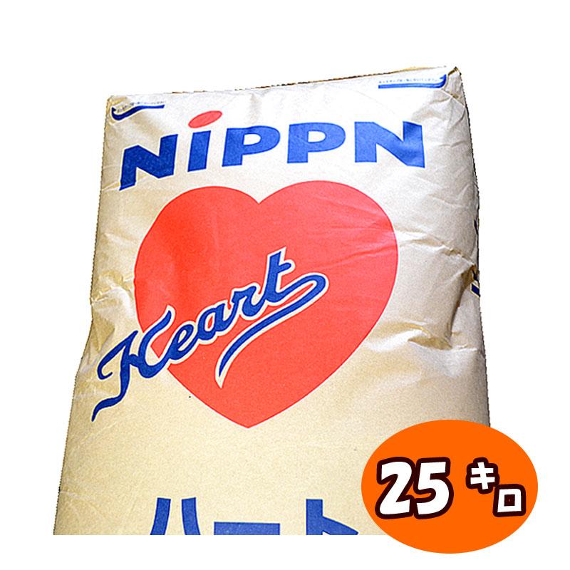 【日本製粉】薄力小麦粉ハート 25kg