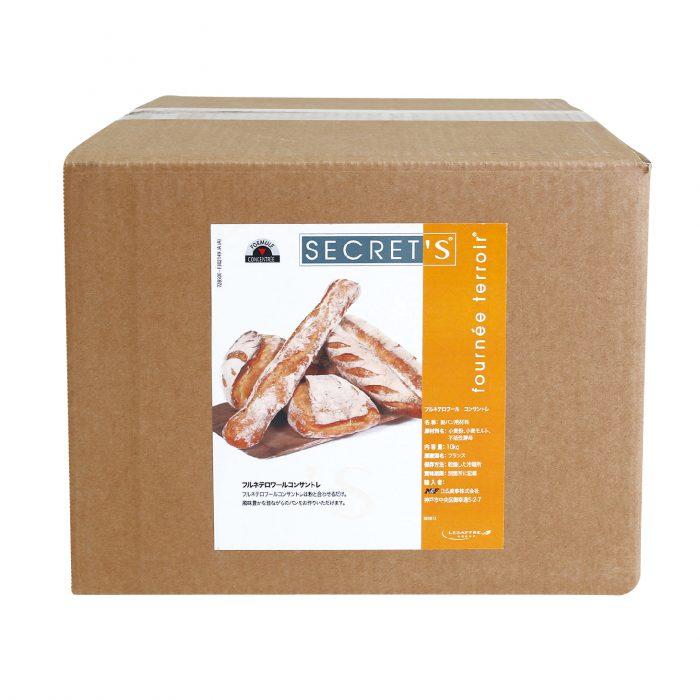 【注文後取り寄せ商品】【フランスパン用】フルネテロワールコンサントレ 10kg