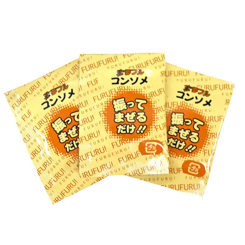 激安挑戦中 ネコポス対応商品 ポップコーン ポテト 売れ筋 から揚げの味付けに 3g×50袋入 コンソメ味 夢フル