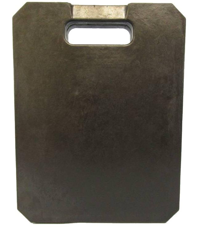 ゴム製 で壊れにくく 柔軟に路面に対応し 養生します 純正収納ボックスにすっぽり収まります 予約販売 今季も再入荷 ジャッキベース アウトリガーベース 古河ユニックタイプ 1枚 敷板